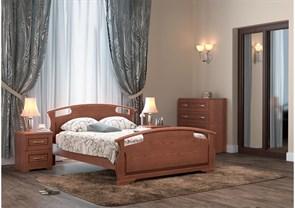 """Кровать """"Афродита"""" (Бук)"""