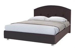 """Кровать """"Элва"""" Цвет коричневый+коричневый"""