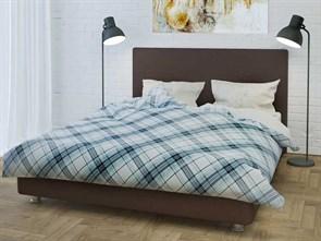 """Кровать """"Alegra Uno"""" Цвет венге"""